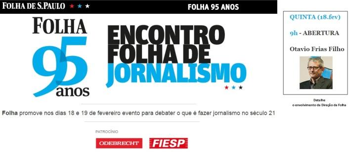 Folha 95 encontro